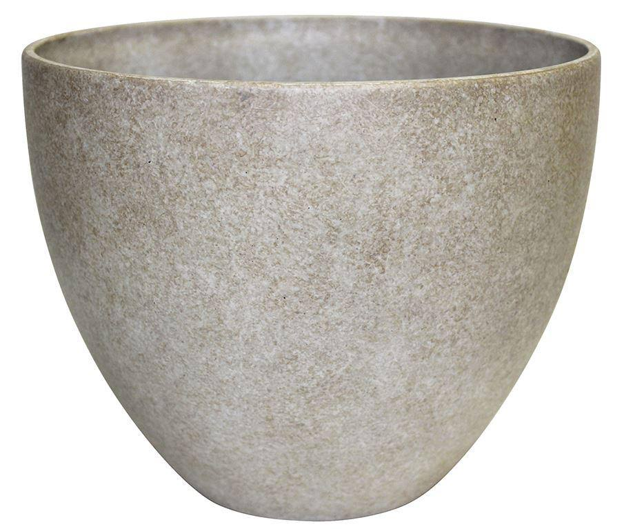 Southern Patio Egg Planter - Bone Wash