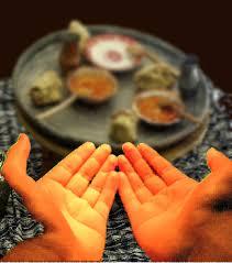 Yemekten Sonra Nasıl Dua Edilir?