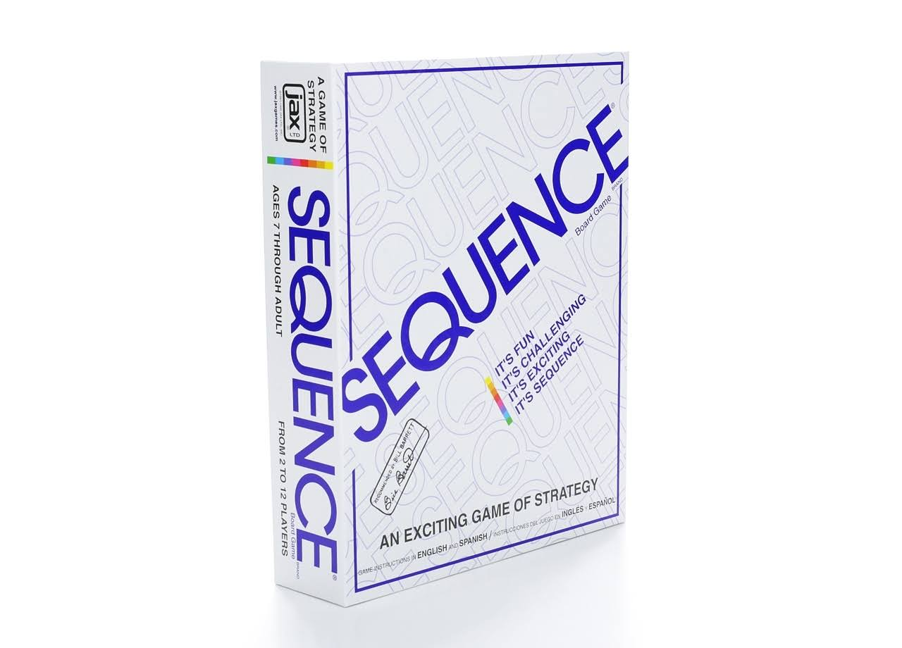 Sequence Party Board Game