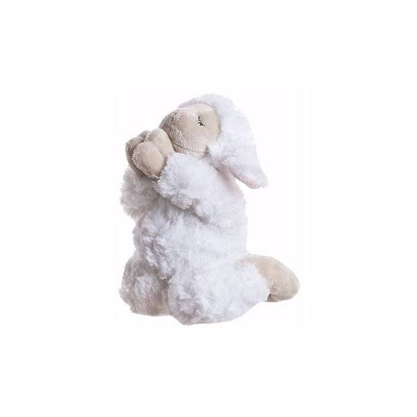 Ganz USA 163128 8 in Plush Inspirational Praying Lamb White
