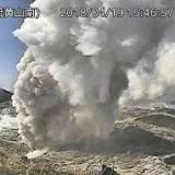 硫黄山, 噴火, 噴火警戒レベル, 霧島山, 気象庁, 霧島市, えびの高原, えびの市, 宮崎県