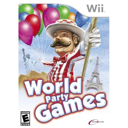 World Party Games - Nintendo Wii