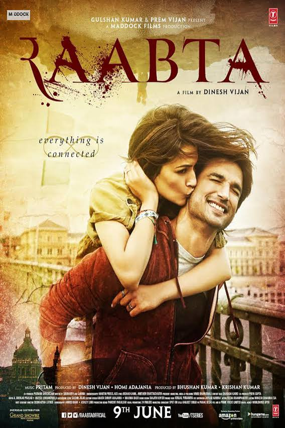 Raabta Full Movie Download HD DVDRip Torrent