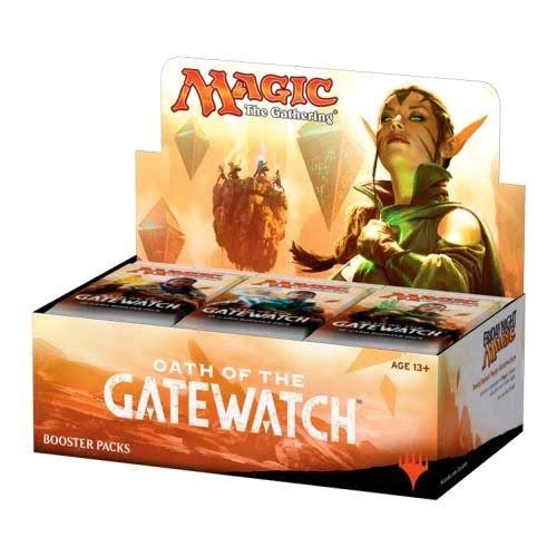Magic The Gathering Oath Of The Gatewatch Booster Packs