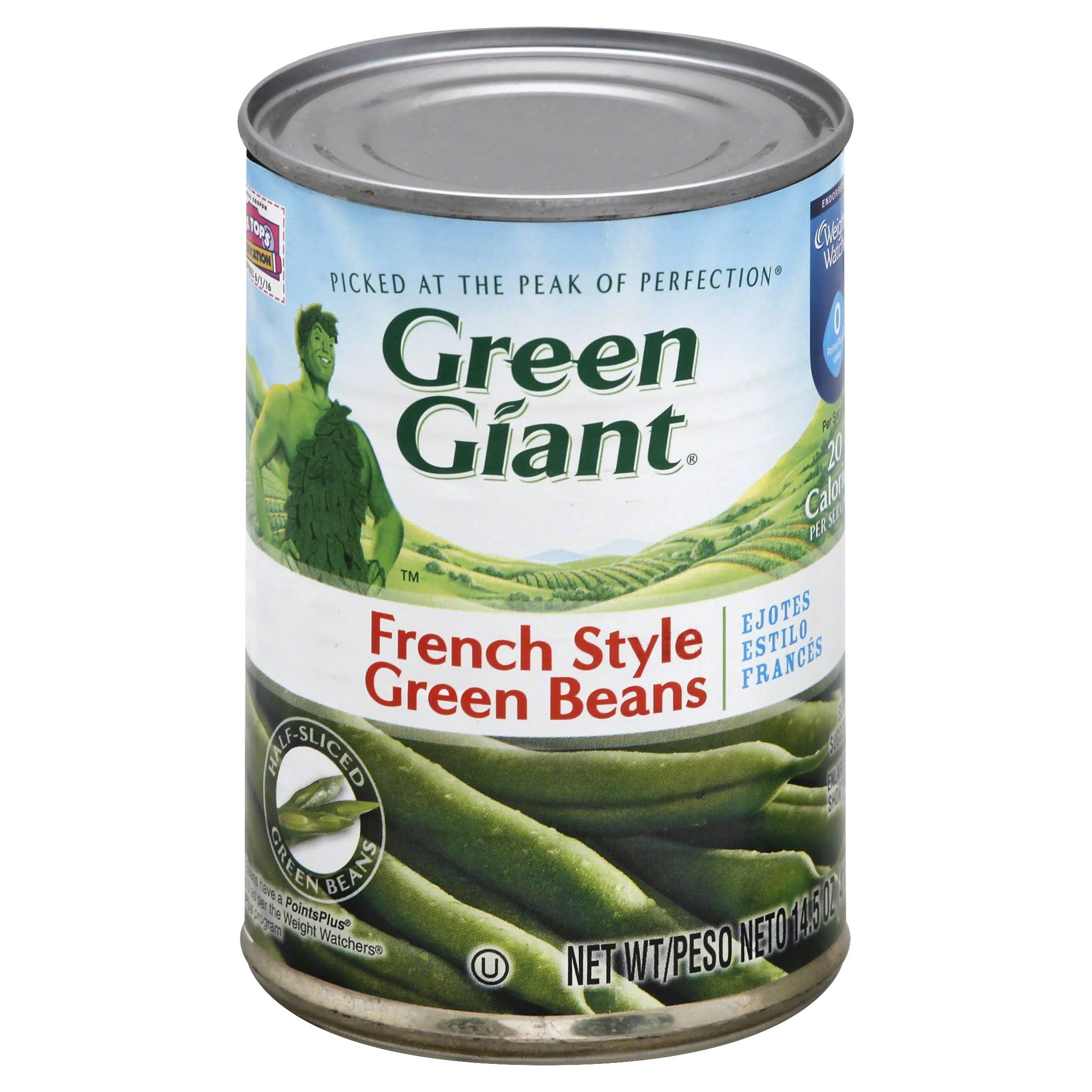 Green Giant French Style Green Beans - 14.5oz
