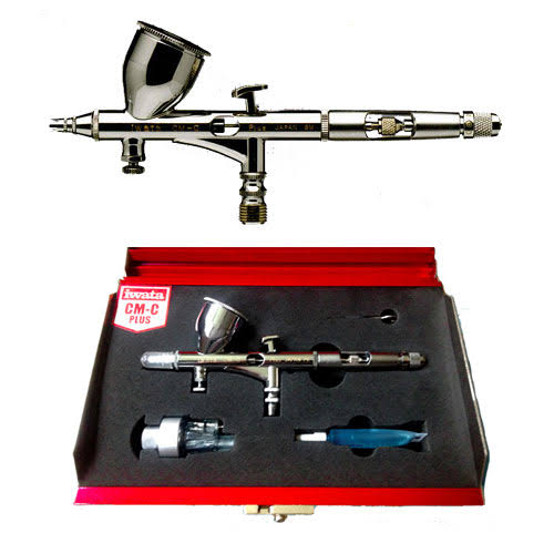 Iwata-Medea Eclipse Hp Cs Dual Action Airbrush Gun
