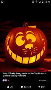 Evil Clown Pumpkin Stencils by Best 25 Cheshire Cat Pumpkin Ideas On Pinterest Cat Pumpkin