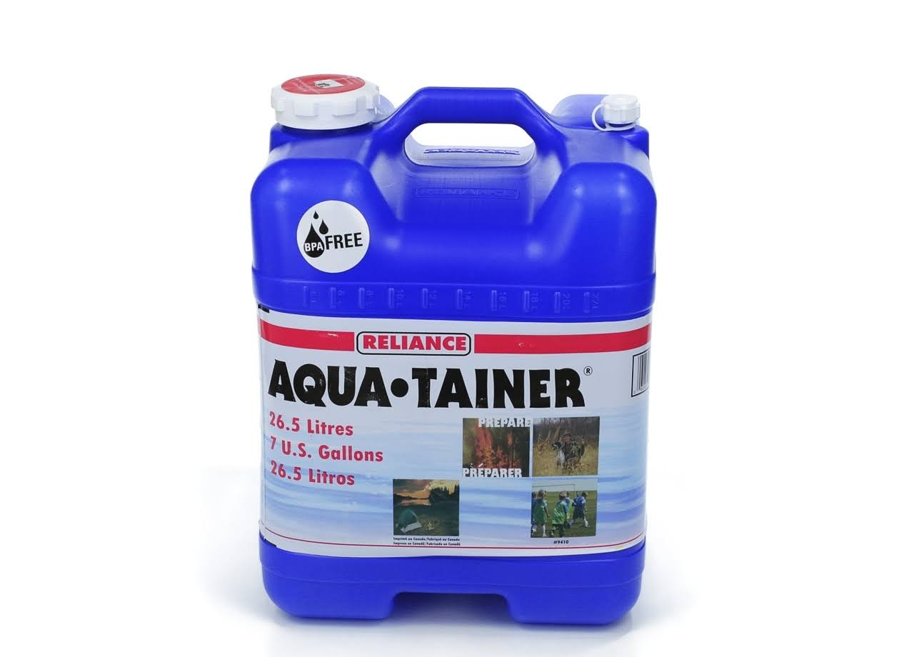 Reliance Products Aqua-Tainer Rigid Water Container