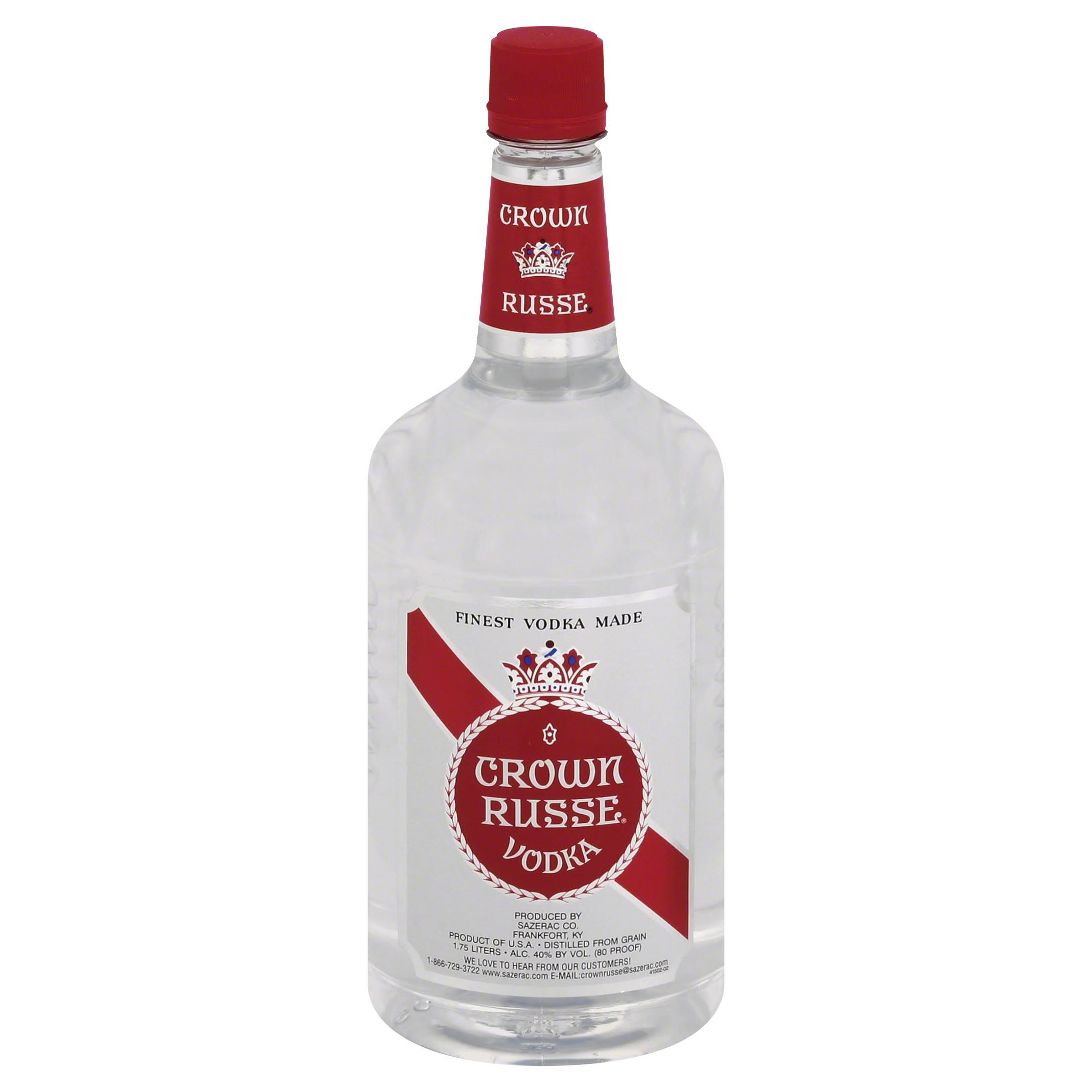 Crown Russe Vodka - 1.75 lt