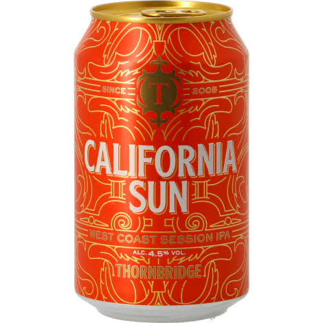 Thornbridge California Sun 330ml Can