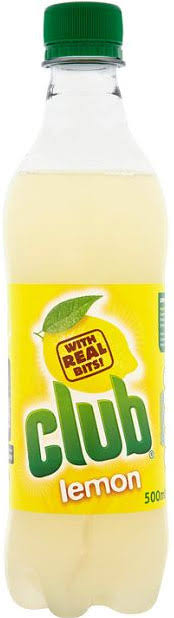 Club Lemon 24x500ml