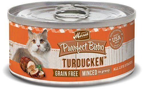 Merrick Purrfect Bistro Adult Cat Food - Turducken, 3oz