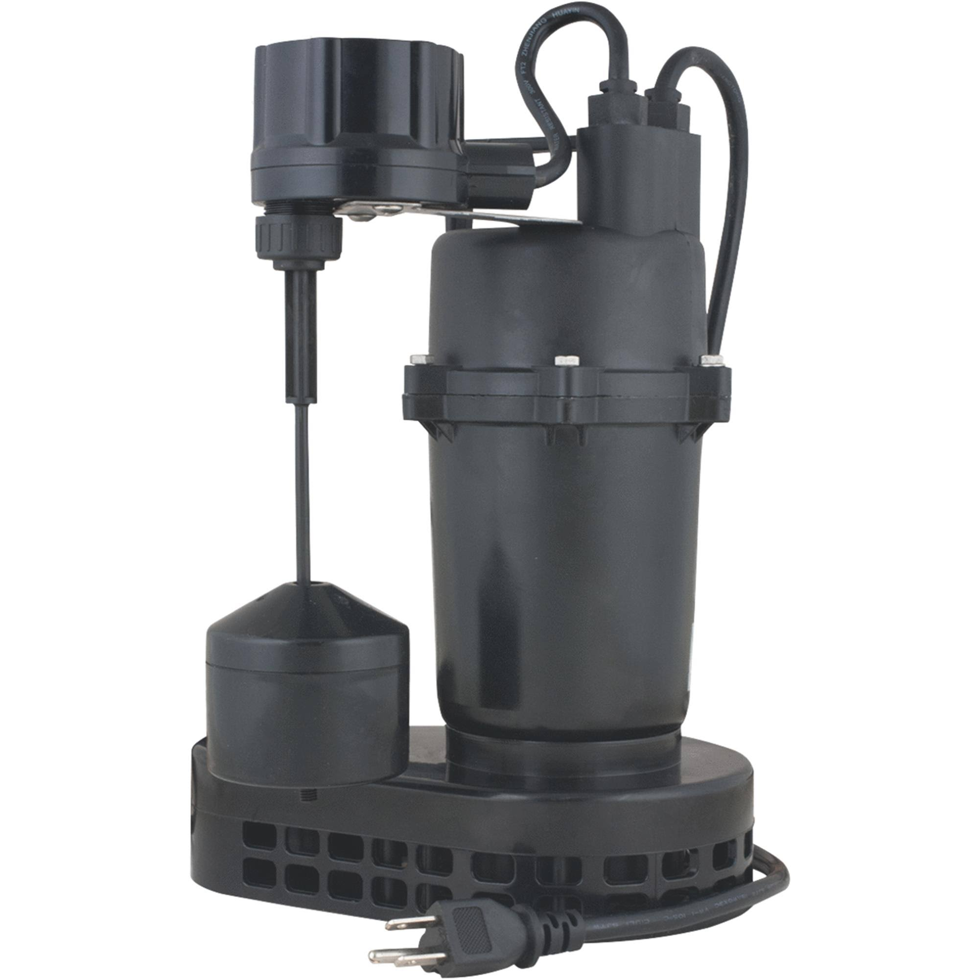 Do It Submersible Sump Pump - 115V