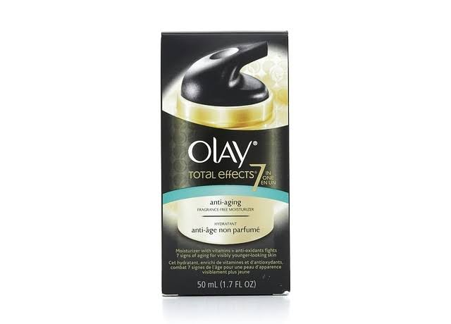 Olay Total Effects Anti-Aging Face Moisturizer - 50ml