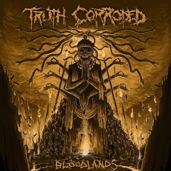 Bloodlands - Truth Corrroded [CD]