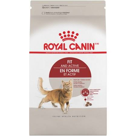 Royal Canin Feline Adult Fit 32 Health Nutrition for Pets - 3lbs