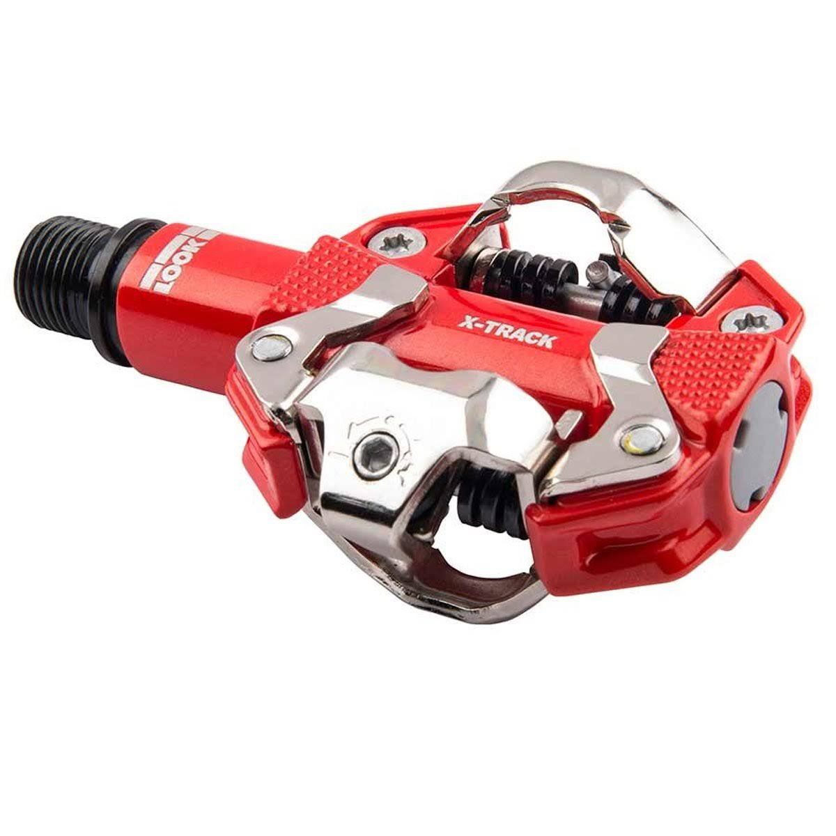 Look X-Track MTB Clipless Pedal - Red