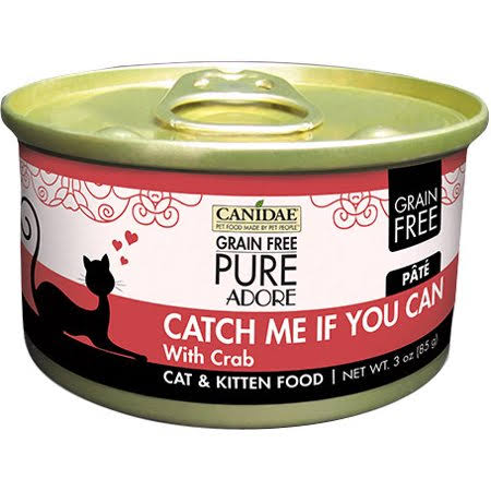 Canidae-Pure-- Crab 3 oz