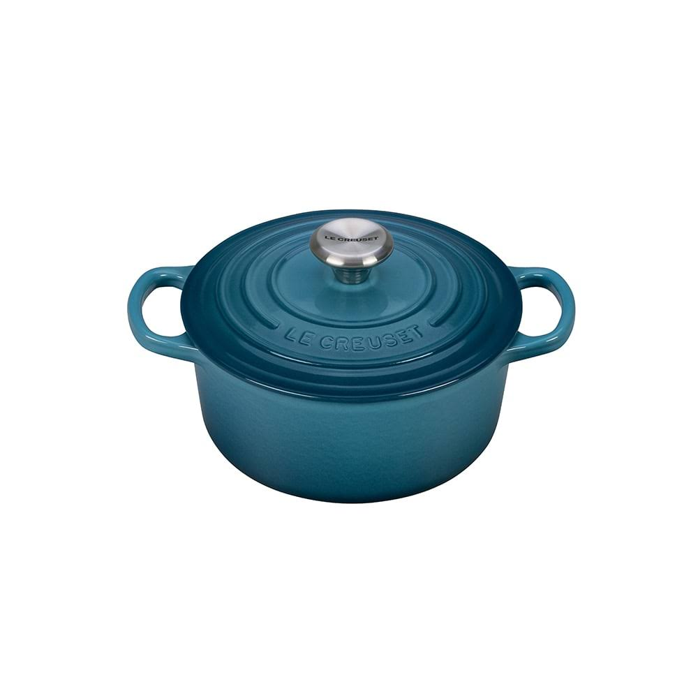 Le Creuset Signature Enameled Cast Iron Round French Oven - 2qt