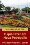 imagem de Nova Petrópolis Rio Grande do Sul n-9