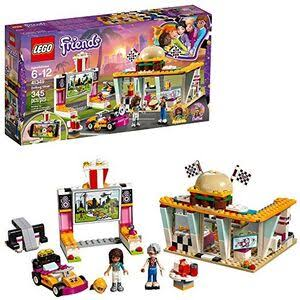Lego Friends Building Toy, Drifting Diner