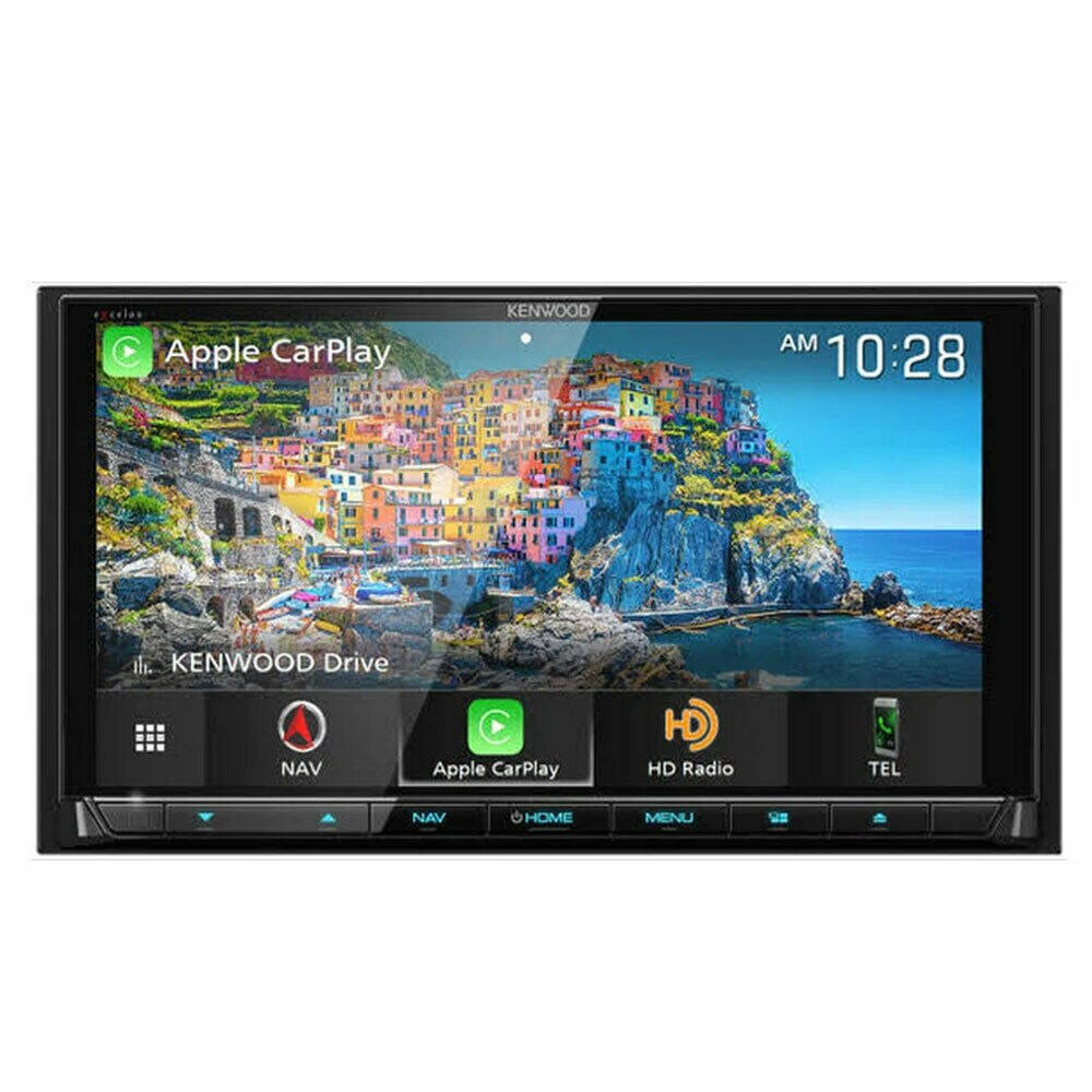 Kenwood Excelon Screen Navigation Receiver - 6.8""