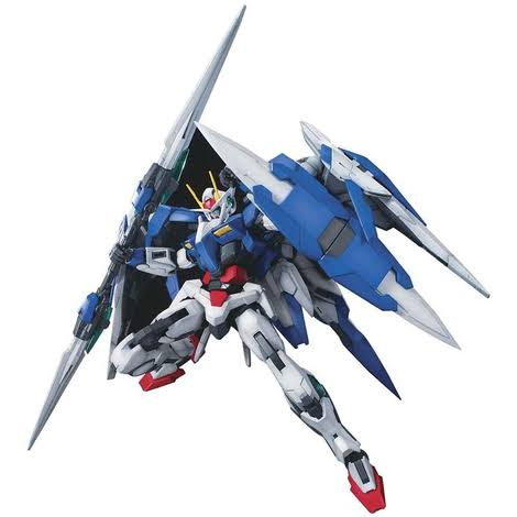 Bandai Master Grade Gundam MG 00 Raiser 1:100 Scale Model Kit