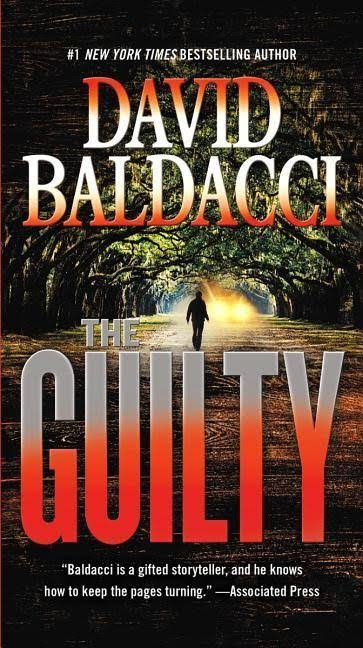 The Guilty - David Baldacci