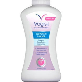 Vagisil Daily Intimate Deodorant Powder - 8oz