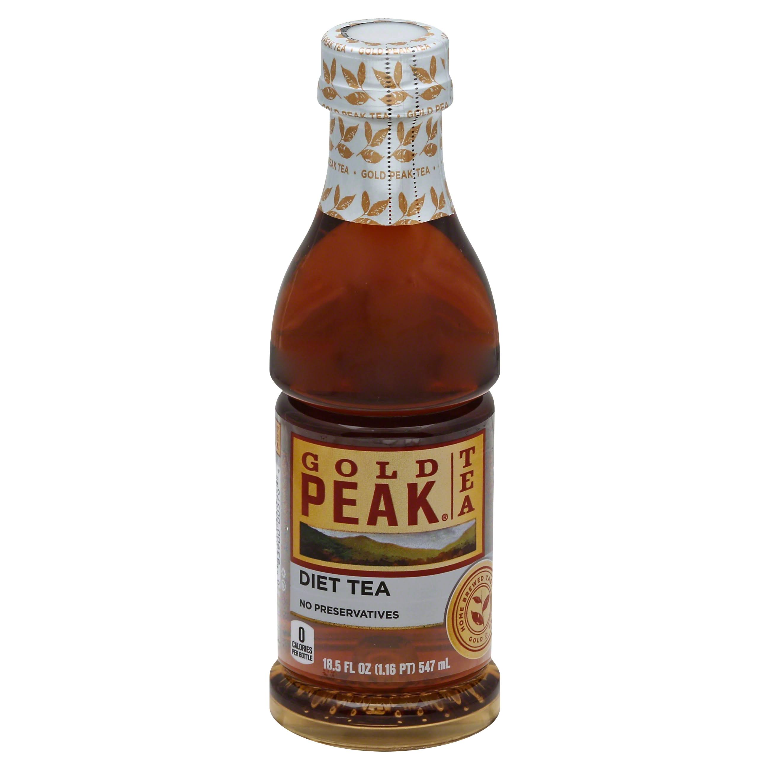 Gold Peak Diet Iced Tea - 18.5 fl oz