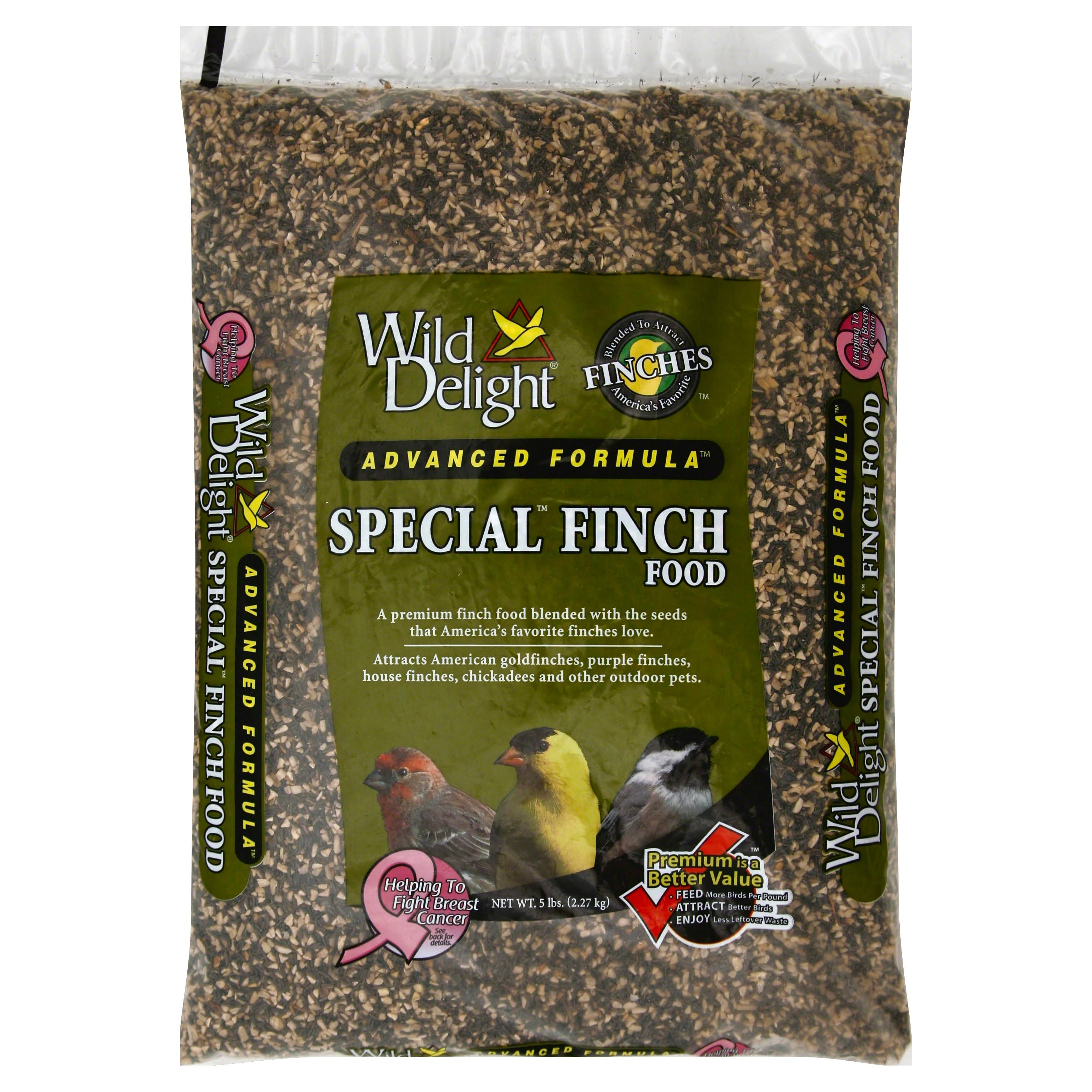 Wild Delight Special Finch Bird Food - 5lb