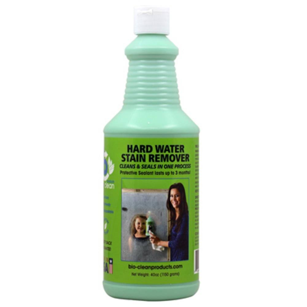 Bio-Clean Hard Water Stain Remover - 40oz