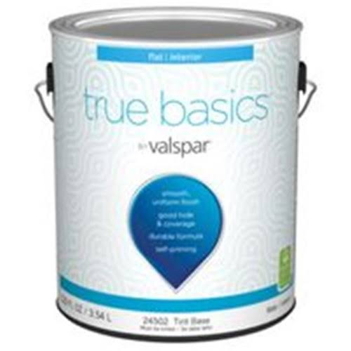 Valspar 7350754 1 Gal Flat Interior Paint - Tint Base