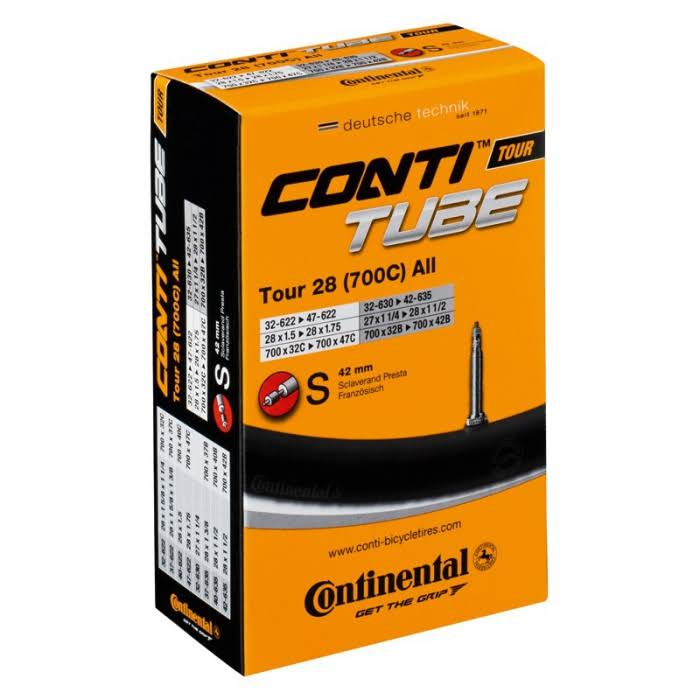 Continental Tour Presta Inner Tube
