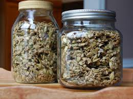 Soaking Pumpkin Seeds In Saltwater by Seeds Archives Fringe Eating