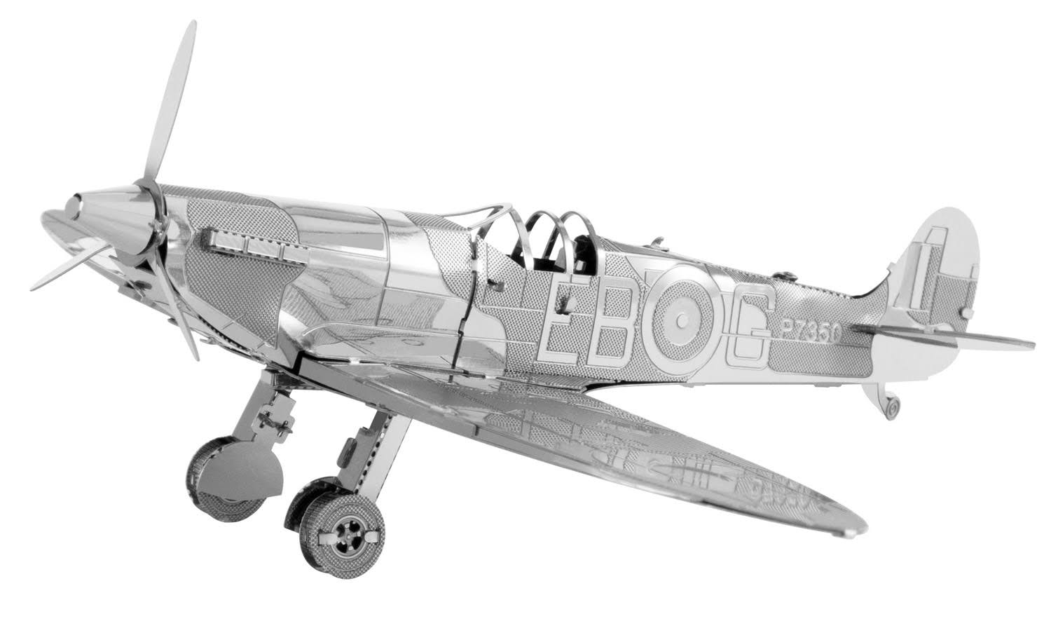 Fascinations Metal Earth Supermarine Spitfire 3D Metal Model Kit