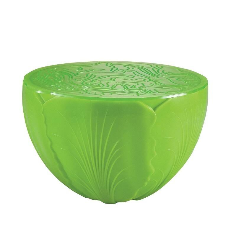 Hutzler Salad Saver Storage Bowl - Green