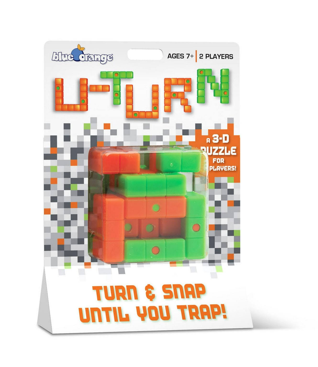 Blue Orange Board Games - U Turn Game