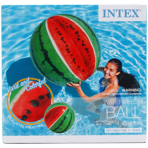 Intex Ball, Watermelon