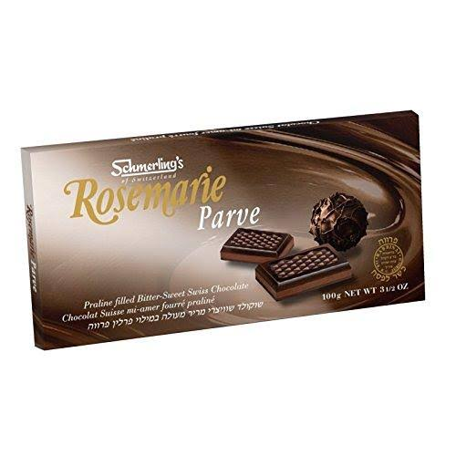 Schmerling's Rosemarie Swiss Chocolate - 3.5oz