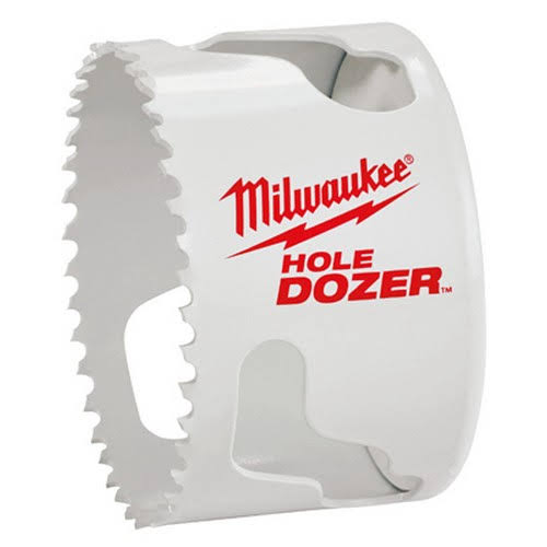 Milwaukee Ice Hardened Holesaw - 76mm