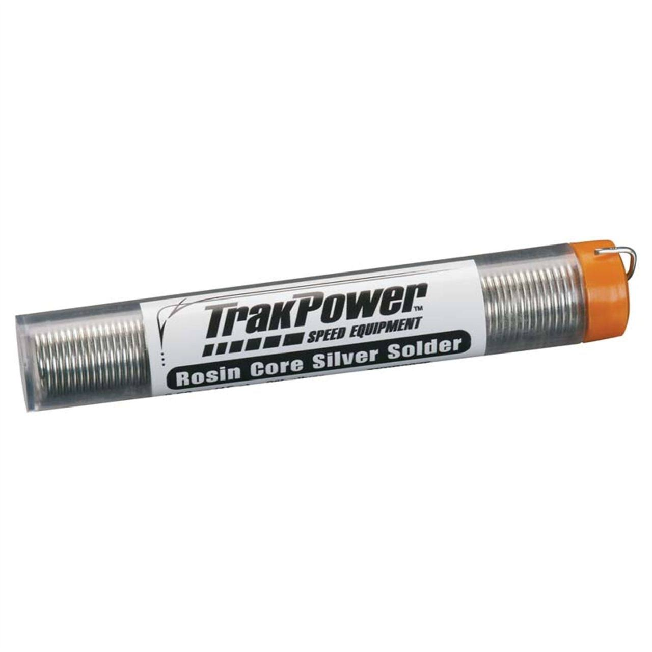 TrakPower Rosin Core Lead Free Silver Solder - 15g