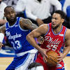 Sixers outmuscle Lakers, snap L.A.'s 10-game road winning streak