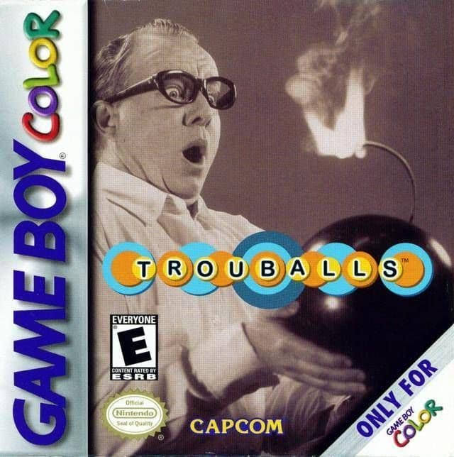 Trouballs - Game Boy Color