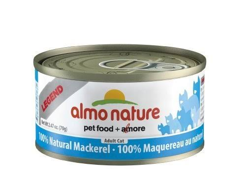 Almo Nature Legend Cat Food - Mackerel