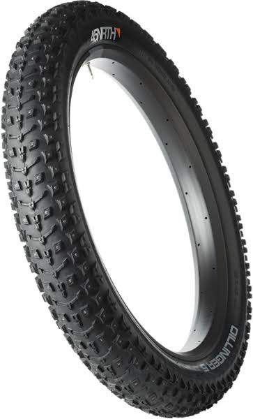 45NRTH Dillinger 5 Fat Bike Tire 26 x 4.6 - Studded