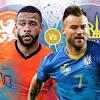 Trực tiếp Hà Lan vs Ukraine - Bảng C Euro 2021