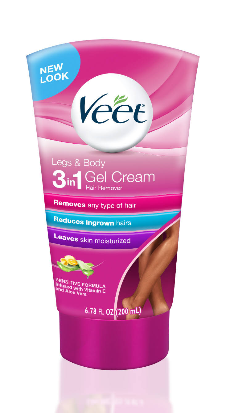 Veet Botanic Inspirations Hair Removal Cream - 200ml
