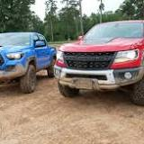 Which Truck Is Right For You: Toyota Tacoma TRD Pro Vs Chevrolet Colorado ZR2