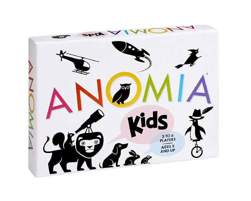 Anomia - Kids - Card Game